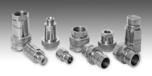 Inox Quick Couplings Hydro Serie